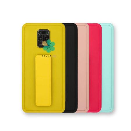 خرید قاب گوشی شیائومی Redmi Note 9s / 9 Pro مدل سیلیکونی هولدردار