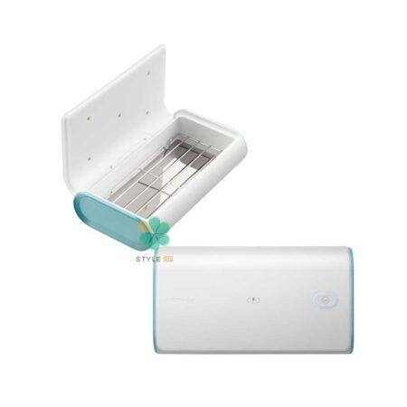 خرید دستگاه ضد عفونی کننده و شارژر وایرلس مومکس مدل Momax UV-C BOXX