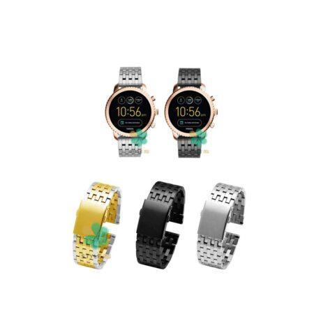 خرید بند ساعت هوشمند فسیل Fossil Q Explorist Gen 3 مدل Morellato