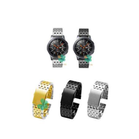 خرید بند ساعت هوشمند سامسونگ Galaxy Watch 46mm مدل Morellato