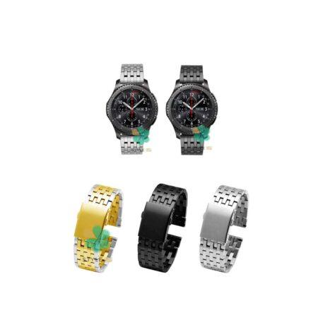 خرید بند ساعت هوشمند سامسونگ Samsung Gear S3 مدل Morellato