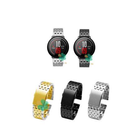 خرید بند ساعت هوشمند شیائومی Xiaomi Amazfit Pace مدل Morellato