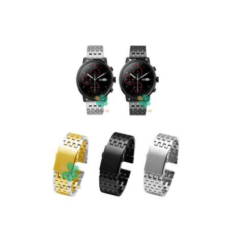 خرید بند ساعت هوشمند شیائومی Xiaomi Amazfit Stratos مدل Morellato