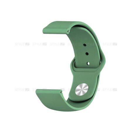 خرید بند سیلیکونی ساعت موتورولا Moto 360 2nd 46mm مدل دکمه ایخرید بند سیلیکونی ساعت موتورولا Moto 360 2nd 46mm مدل دکمه ای
