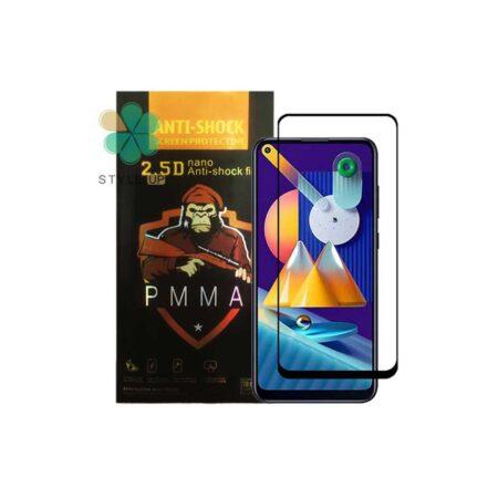 خرید گلس نانو گوشی سامسونگ Samsung Galaxy M11 مدل Anti Shock