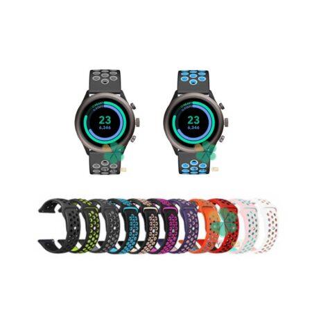 خرید بند ساعت فسیل اسپرت Fossil Sport سیلیکونی نایکی