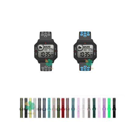 خرید بند ساعت شیائومی Xiaomi Amazfit Neo سیلیکونی نایکی