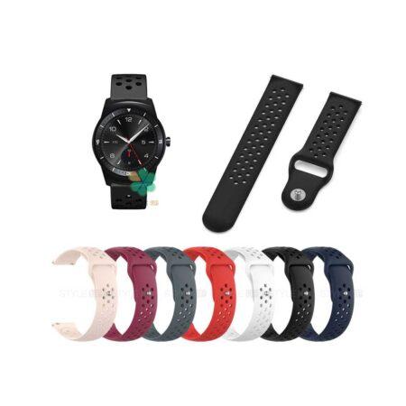 خرید بند ساعت هوشمند ال جی LG G Watch R W110 مدل Nike