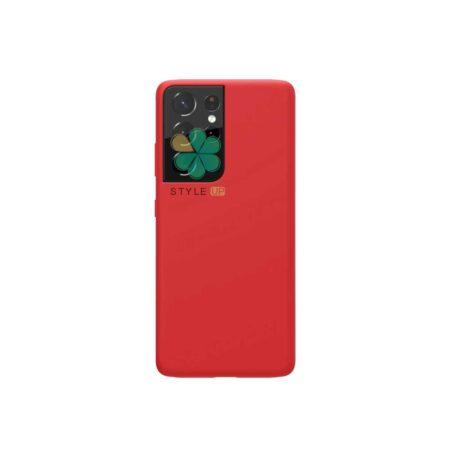 خرید قاب سیلیکونی نیلکین گوشی سامسونگ Galaxy S21 Ultra 5G مدل Flex Pure