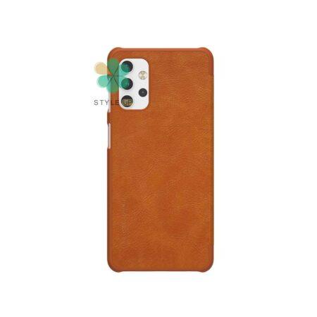 قیمت کیف چرمی نیلکین گوشی سامسونگ Galaxy A32 5G مدل Qin