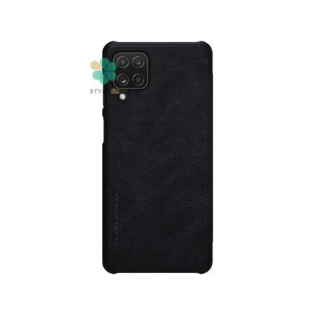 خرید کیف چرمی نیلکین گوشی سامسونگ Samsung Galaxy M62 مدل Qin