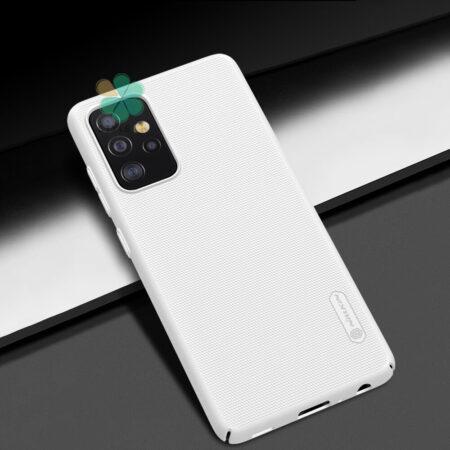 عکس قاب نیلکین گوشی سامسونگ Samsung Galaxy A52 مدل Frosted