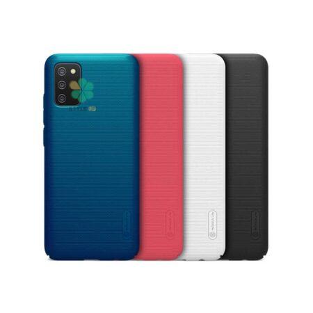 خرید قاب نیلکین گوشی سامسونگ Samsung Galaxy F02s مدل Frosted