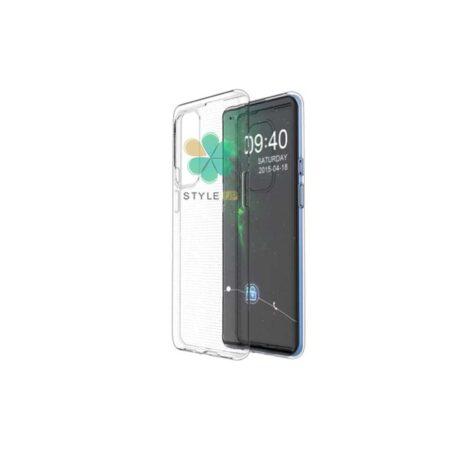 خرید قاب گوشی وان پلاس OnePlus 9 مدل ژله ای شفاف