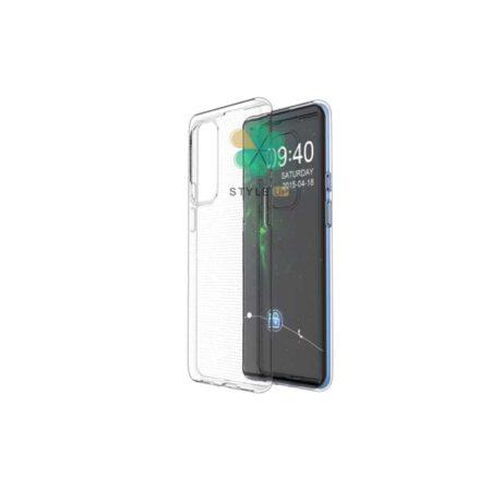 خرید قاب گوشی وان پلاس OnePlus 9 Pro مدل ژله ای شفاف