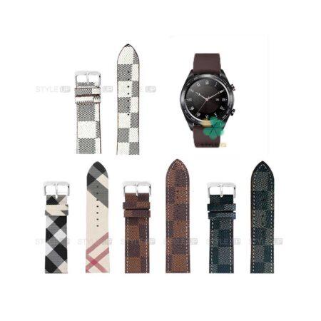 خرید بند ساعت هواوی Huawei Honor Watch Dream طرح لویی ویتون