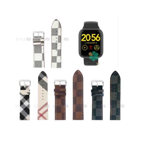 خرید بند ساعت شیائومی 1More Omthing E-Joy WOD001 طرح لویی ویتون