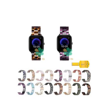 خرید بند ساعت شیائومی Xiaomi Amazfit Bip U مدل رزینی
