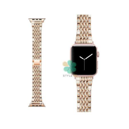 خرید بند استیل ساعت اپل واچ Apple Watch 38/40mm مدل SwaRows