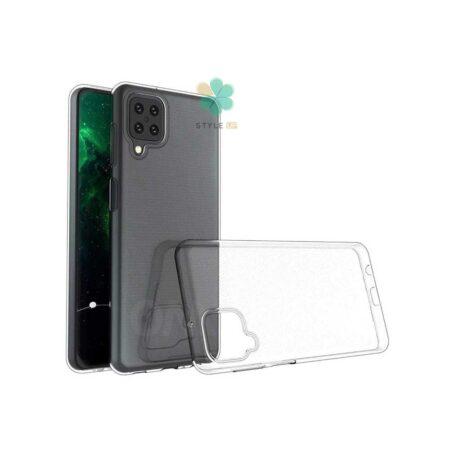 خرید قاب گوشی سامسونگ Samsung Galaxy M12 مدل ژله ای شفاف