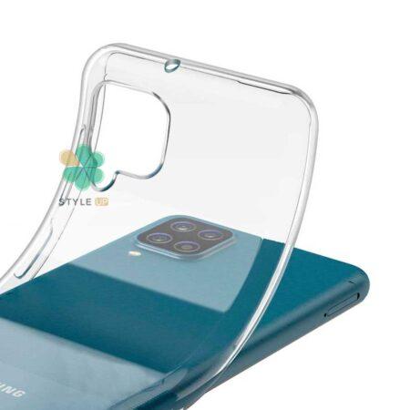 خرید قاب گوشی سامسونگ Samsung Galaxy M42 5G مدل ژله ای شفاف