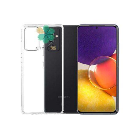 خرید قاب گوشی سامسونگ Samsung Galaxy A82 مدل ژله ای شفاف