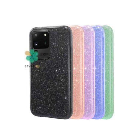 خرید قاب گوشی سامسونگ Galaxy S20 Ultra 5G مدل ژله ای اکلیلی