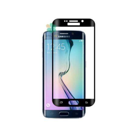 خرید گلس محافظ گوشی سامسونگ Samsung Galaxy S6 Edge مدل تمام صفحه