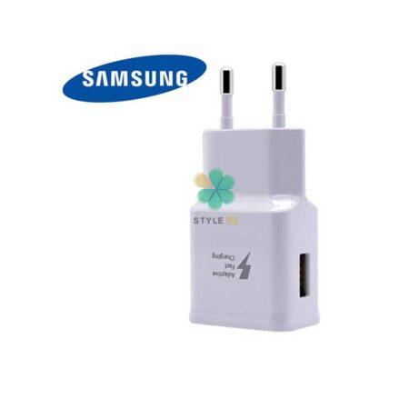 خرید آداپتور شارژر سریع اورجینال سامسونگ مدل Samsung EP-TA50EWE