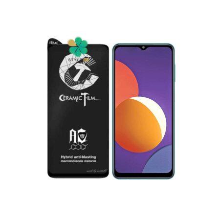 خرید گلس سرامیکی مات گوشی سامسونگ Samsung Galaxy M12 برند Mietubl
