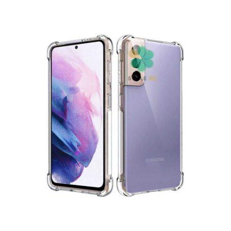 خرید قاب ژله ای گوشی سامسونگ Samsung Galaxy S21 5G مدل کپسول دار