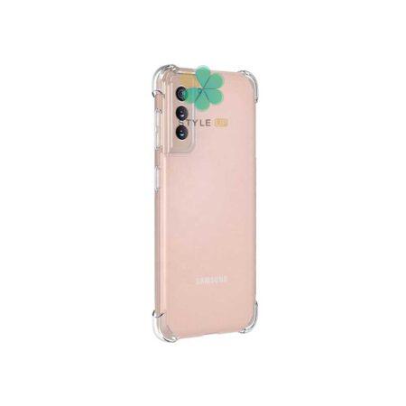 خرید قاب ژله ای گوشی سامسونگ Samsung Galaxy S21 Plus 5G مدل کپسول دار