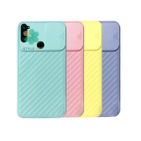 خرید قاب گوشی سامسونگ Samsung Galaxy A11 مدل کمشیلد سیلیکونی