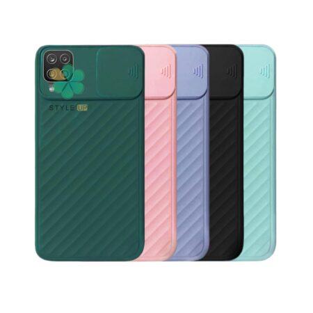 خرید قاب گوشی سامسونگ Samsung Galaxy A12 مدل کمشیلد سیلیکونی