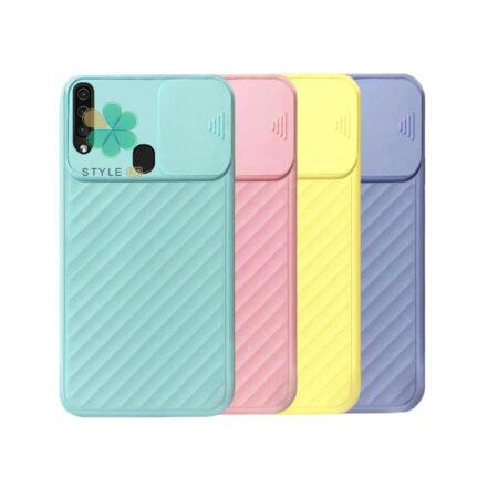 خرید قاب گوشی سامسونگ Samsung Galaxy A20s مدل کمشیلد سیلیکونی
