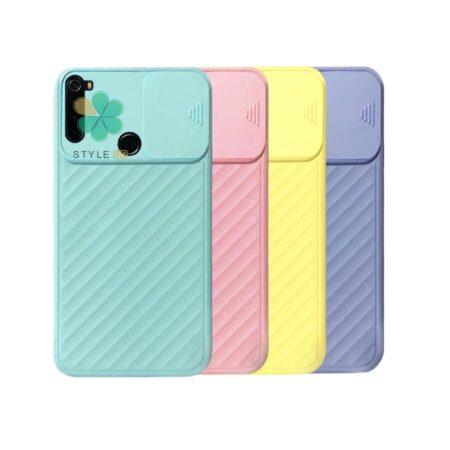 خرید قاب گوشی شیائومی Xiaomi Redmi Note 8 مدل کمشیلد سیلیکونی