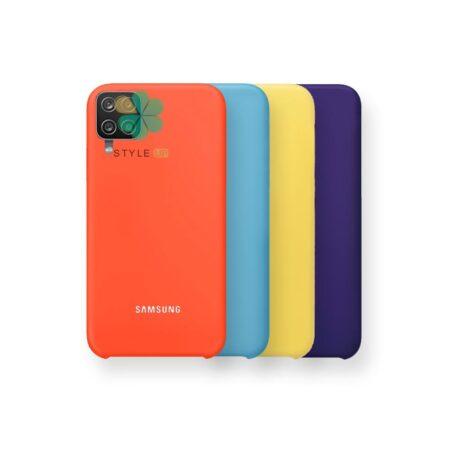 خرید قاب گوشی سامسونگ Samsung Galaxy F12 مدل سیلیکونی