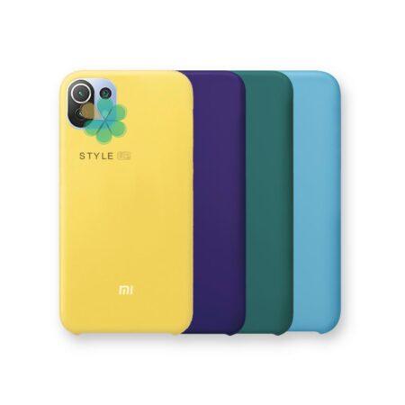 خرید قاب گوشی شیائومی Xiaomi Mi 11 Lite مدل سیلیکونی