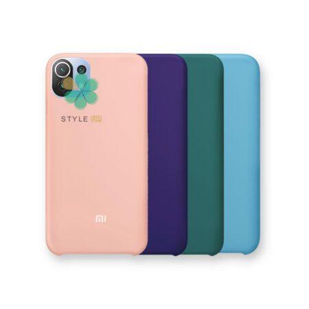 خرید قاب گوشی شیائومی Xiaomi Mi 11 Lite 5G مدل سیلیکونی