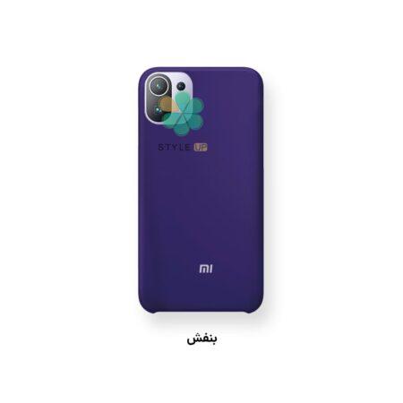 خرید قاب گوشی شیائومی Xiaomi Mi 11 Pro مدل سیلیکونی
