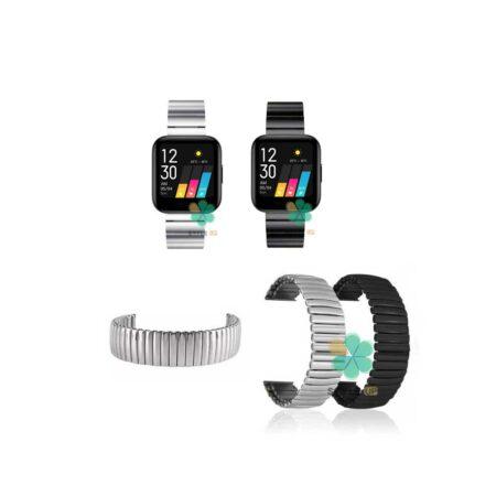 خرید بند فلزی ساعت ریلمی واچ Realme Watch مدل Solo One Bead