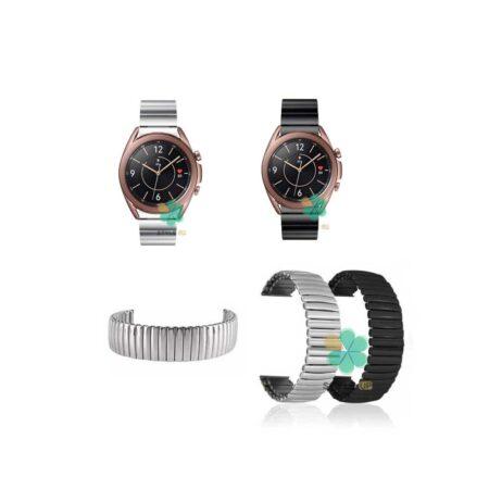خرید بند فلزی ساعت سامسونگ Galaxy Watch 3 41mm مدل Solo One Bead