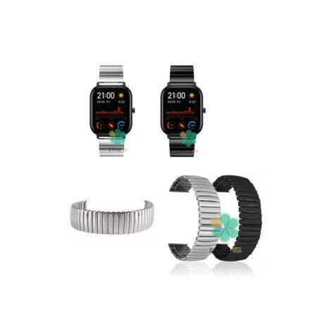 خرید بند فلزی ساعت شیائومی Xiaomi Amazfit GTS مدل Solo One Bead