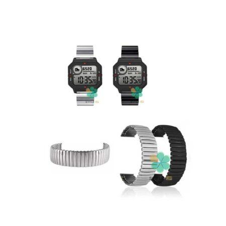 خرید بند فلزی ساعت شیائومی Xiaomi Amazfit Neo مدل Solo One Bead