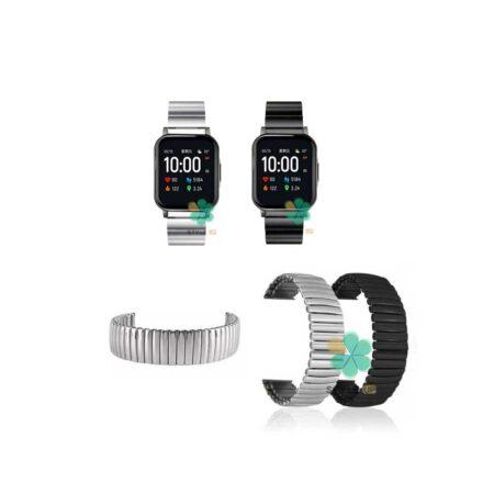 خرید بند فلزی ساعت شیائومی Xiaomi Haylou LS02 مدل Solo One Bead