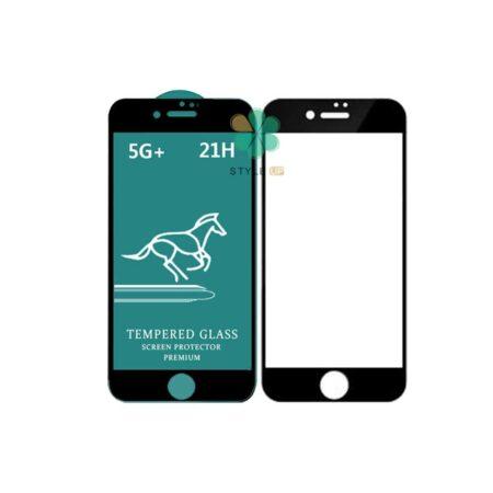 خرید گلس فول 5G+ گوشی آیفون Apple iPhone 6 / 6s برند Swift Horse