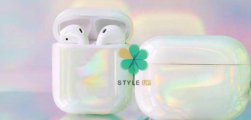 خرید کاور هندزفری ایرپاد Apple Airpods مدل هولوگرامی