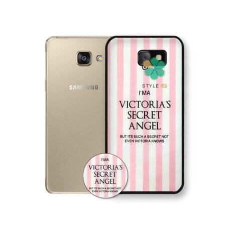 خرید قاب گوشی سامسونگ Galaxy A5 2016 مدل Victoria's Secret