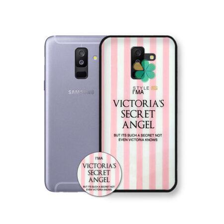 خرید قاب گوشی سامسونگ Galaxy A6 Plus 2018 مدل Victoria's Secret