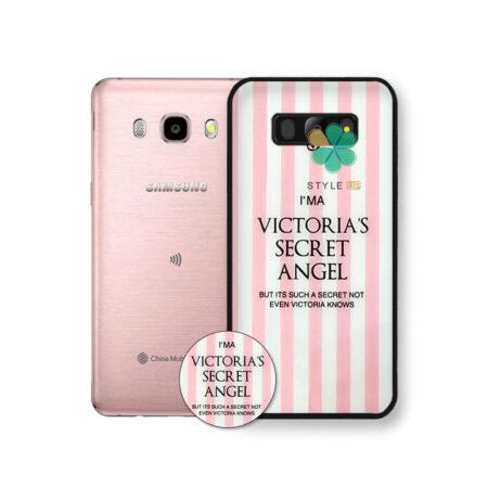 خرید قاب گوشی سامسونگ Galaxy J7 2016 مدل Victoria's Secret